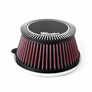 High Roller Air Cleaner Small Black on Black